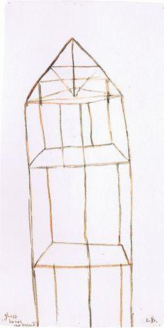 Louise Bourgeois, Glass houses no secrets