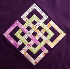 celtic+quilt+block+patterns+free | Free Quilt Patterns: Free St. Patrick's Day or Irish Quilt Patterns by Poochie  Cares