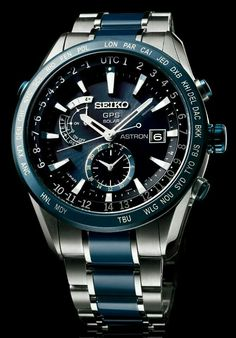 Men's Seiko Watches: - Men's style, accessories, mens fashion trends 2020 Fossil Watches, Seiko Watches, Watches Usa, Latest Watches, Male Watches, Sport Watches, Cool Watches, Best Watches For Men, Luxury Watches For Men