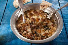 refikanin mutfagi... Mantarlı, dil peynirli batırmalık