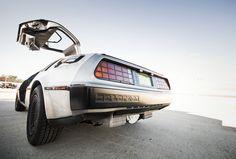 deLorean... My hubbys dream car