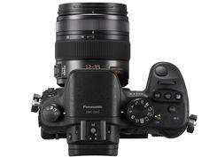 Panasonic DMC-GH3KBODY - NEW! LUMIX GH3 Body Only, 16 Megapixel Digital Single Lens Mirrorless Camera (No Lens) - Overview