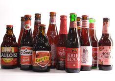 Top 12 Kriek Beers Box #beer #craftbeer #belgianbeer