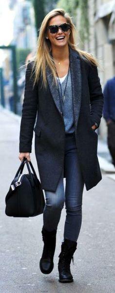 nStreet style in Milan