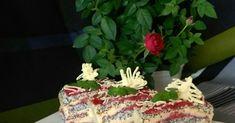 Jeśli lubicie mak, krem budyniowy oraz smak owoców, to zapraszam na ciasto mojego autorstwa. Ciasto jest wilgotne i delikatne... Cake, Desserts, Food, Yummy Cakes, Tailgate Desserts, Deserts, Mudpie, Meals, Dessert