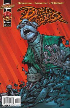 Battle Chasers By Joe Madureira Joe Madureira, Comic Book Covers, Comic Books Art, Book Art, Battle Chasers, Munier, Heavy Metal Art, Digital Painting Tutorials, Samurai Art