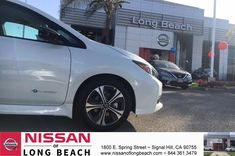 Test Drive the 2018 Nissan Leaf SL with Eduardo Rosas Today!!  https://deliverymaxx.com/DealerReviews.aspx?DealerCode=RHAF  #Nissanoflongbeach#2018leaf #NissanofLongBeach