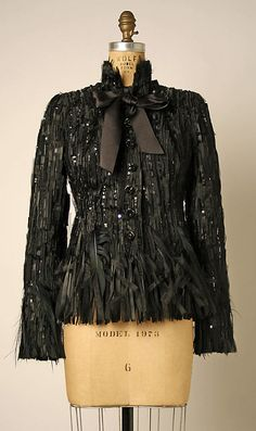 Jacket  House of Chanel  (French, founded 1913)