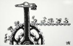 a fav artcrank poster, Des Moines 2010, By Brian Duffy!  (yes, I own this one)