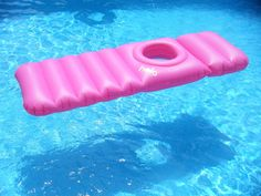 Holo Lilo Maternity Pool Float - Must have for summer!! The hole at the belly ensures a cooler baby bump & the much-missed ability to lay on your stomach..... ;)
