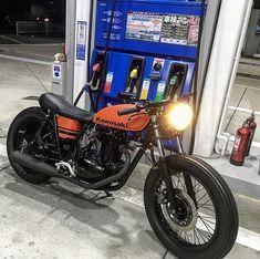Café Racers, Mopeds, Motorcycles