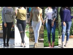WEEK IN OUTFITS 2016 | BeautyyBird - YouTube