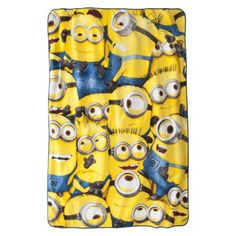 Minions Blanket: why I don't own you is a question I cannot answer.