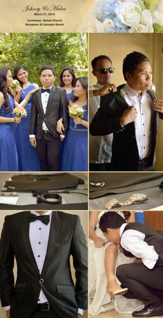 Junry and Malou wedding celebration   See more cebu wedding photography