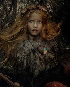 Seriously amazing photo shoot in the latest edition of La Petite Magazine.
