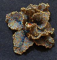 Veta's Art with Beads could do wit double row mraw start maybe?