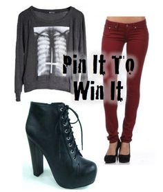 Pinterest Giveaway - Pin an Item from @skinnybitchapparel and enter to win it!