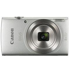 Canon IXUS 175 Kompaktkamera 2,7 Zoll silber: Amazon.de: Kamera