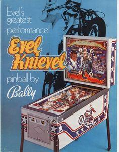 Bally Evel Knievel 1977