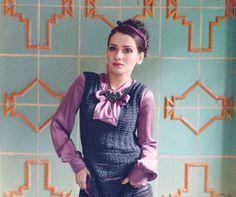 Womens Vest  Böhmische Kleidung  von BonniesCinematheque auf Etsy