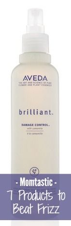 Frizzy hair? These products will do the trick #haircare #aveda