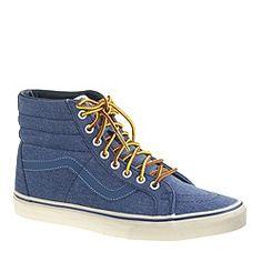 Men's Vans® for J.Crew Sk8-Hi reissue sneakers