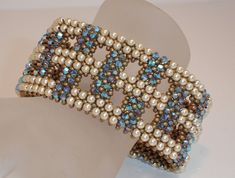 Veronica's Bracelet by SturdyGirlDesigns on Etsy, $250.00