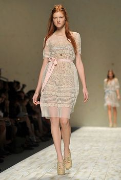 Milan fashion week: Blugirl Spring/Summer 2013