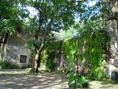 Hacienda Coautitla yard