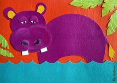 Jungle Crafts, Jungle Art, Jungle Nursery, Nursery Art, Preschool Art Lessons, Kindergarten Art, School Art Projects, Projects For Kids, Diy And Crafts