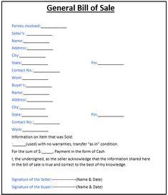 Bill Of Sale Template Canada Invoice Format In Excel, Invoice Template Word, Bill Of Sale Template, Sales Template, Free Online Resume Templates, Templates Printable Free, Bill Of Sale Car, Blank Form, Saskatchewan Canada