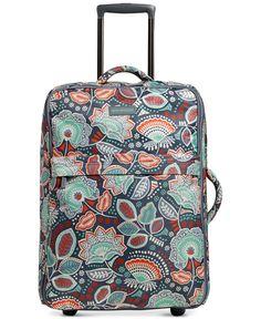 5fad5e04e92e Vera Bradley 26. Vera Bradley Foldable Rolling Suitcase ...