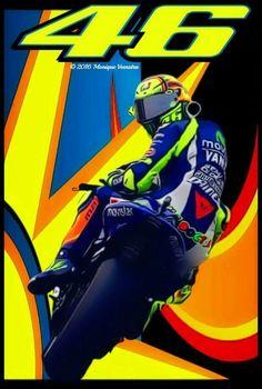 Valentino Rossi Logo, Motogp Valentino Rossi, Honda Bikes, Yamaha Motorcycles, Everton Wallpaper, Velentino Rossi, Biker Love, Vr46, Motorcycle Outfit