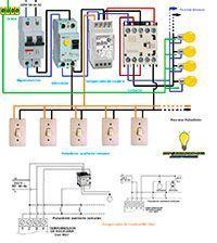Esquemas eléctricos: Temporizador de escalera