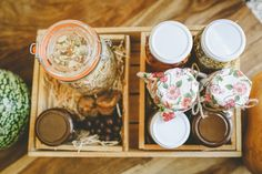 Calendula Tea, Birthday Hampers, Food Gifts, Whole Food Recipes, Gift Guide, Vegetarian, Homemade, Foods, Healthy