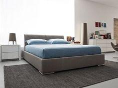 blake ii california king platform bed | california king platform ... - Letto Contenitore Super King Size
