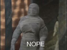 Best nope in classic Doctor Who (gif)