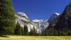 Calif. is an embarrassment of riches when it comes to natural wonders, but Yosemite Valley in Yosemite National Park in the western Sierra Nevada mountains (pictured here with Half Dome in the distance) is considered one of nature's most awesome creations.