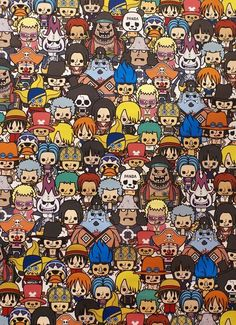 Probably the BIGGEST tribute to One Piece ever!