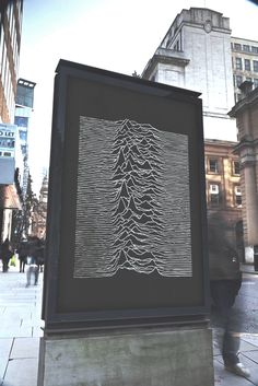 Unknown Pleasures.