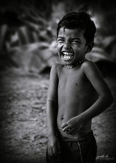 amazing smile! by Partha Das, via 500px