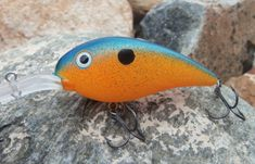 Fishing  Custom Lures  Crankbait  Handpainted by CandTCustomLures, $12.00