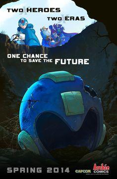 Megaman X Teaser