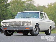 1964 Plymouth Savoy 472 Hemi Two Door Sedan - Mopar Muscle Magazine