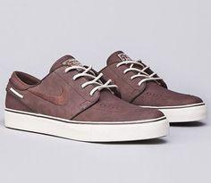 Nike SB Stefan Janoski Low - Dark Oak b746dfd5171