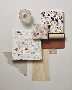 Concrete Terrazzo Tiles | Covet Aluminium Cladding, Floors And More, Terrazzo Flooring, Concrete Tiles, Bathroom Interior Design, Decoration, Interior Inspiration, Jena, Kitchen