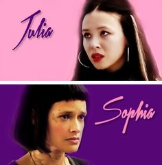 Star Crossed - Julia and Sophia