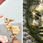 Surface to Structure: An Origami Exhibition Featuring 80 Paper Artists at Cooper Union