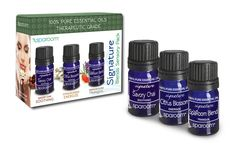 SpaRoom Signature Blends Sensory Pack, Citrus Blossom/Savory Chai, 0.3 Pound *** Find out more details by clicking the image : aromatherapy diffuser