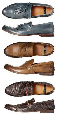 Etro loafers  (last on the bottom_♥)